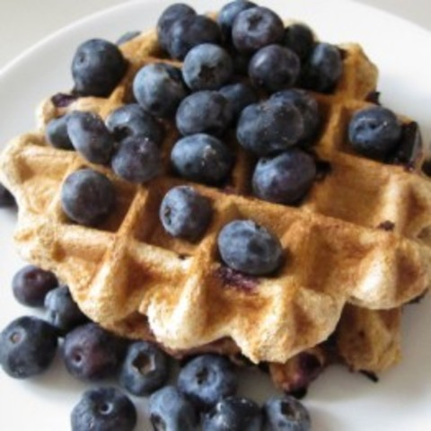Ароматизатор FlavorWest Blueberry Graham Waffle (Черника Грэм Вафли)