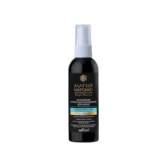 Волшебный СПРЕЙ-ВОССТАНОВЛЕНИЕ для волос несмываемый с маслом чёрного тмина и экстрактом моринги  МАГИЯ Марокко, 100 мл