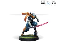 Saito Togan, Mercenary Ninja (Combi Rifle)