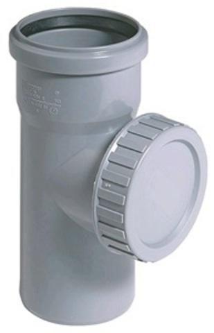 Ostendorf HTRE 110 мм ревизия канализационная (115600)