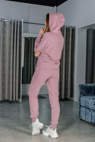 Розовый спортивный костюм женский купить