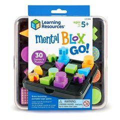 Ментал блокс возьми с собой Learning Resources упаковка