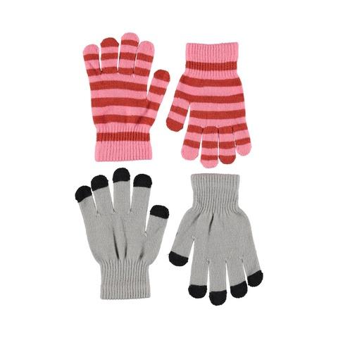 Перчатки Molo Kei Grey melange