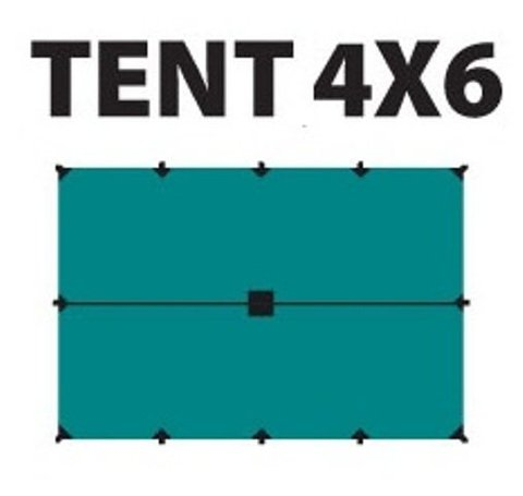 Туристический тент Tramp 4*6 м TRT-102.04