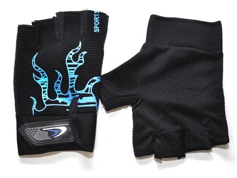 Перчатки для велосипедистов. Материал: трикотажная ткань. JZ-3725