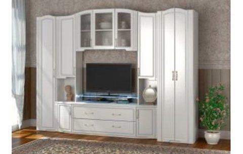 Модульная гостиная Виктория, композиция 1