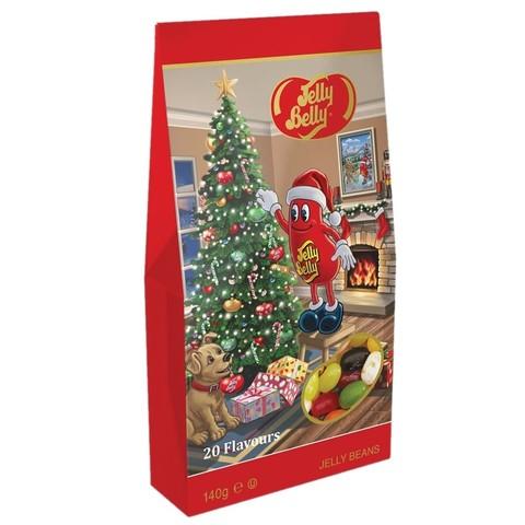 Jelly Belly 20 flavours Джелли Белли Рождественское ассорти 140 гр