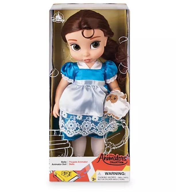 Кукла Маленькая Бэль Disney Animators' Collection