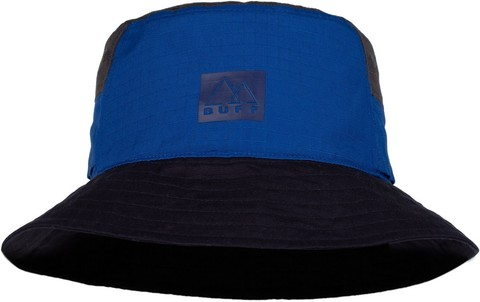 Панама хлопок Buff Sun Bucket Hat Hak Blue фото 1