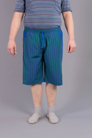 Лекала мужских шорт большого размера