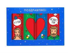 Шоколадный набор Для влюбленных