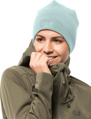Шапка Jack Wolfskin Real Stuff Cap Frosted Blue - 2
