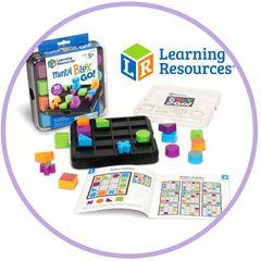 Learning Resources Ментал блокс возьми с собой