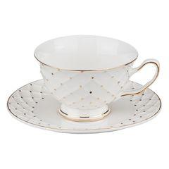 Чайный набор из фарфора на 6 персон 275-773