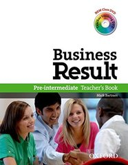 BUSINESS RESULT PRE-INT TB & DVD PACK