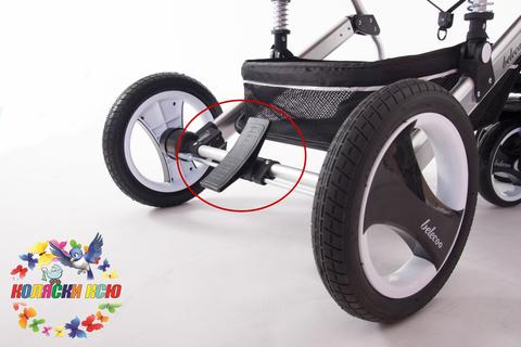 Ремонт тормозов коляски