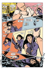 Хоукай - Соколиный глаз. Том 3. Девушка из Лос-Анджелеса (Б/У)