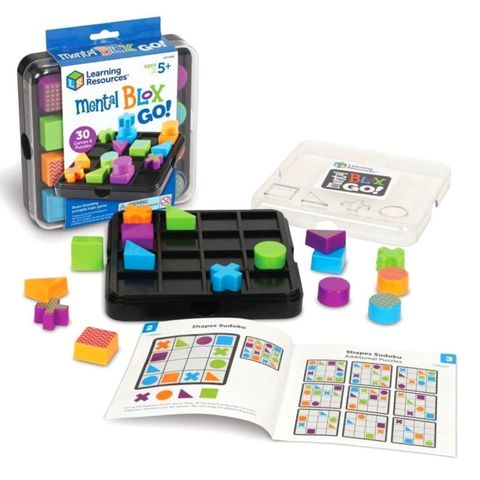 Learning Resources Ментал блокс возьми с собой развивающая игра