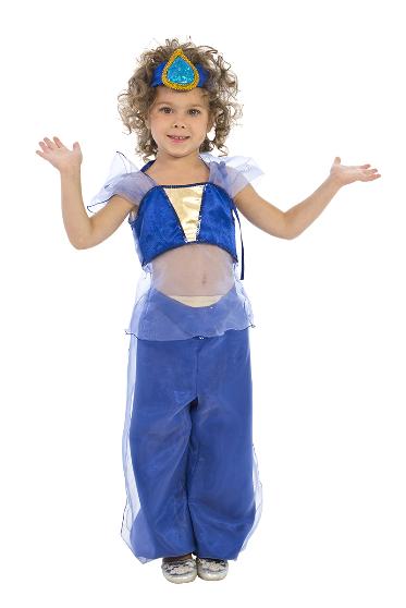 Карнавальный костюм Звезда востока детский