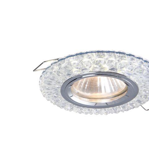 Встраиваемый светильник Maytoni Metal Modern DL294-5-3W-WC