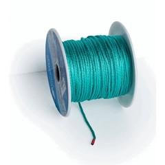 Шнур 3 мм, зеленый