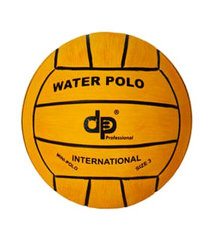 Тренировочный ватерпольный мяч DIAPOLO W3 children yellow Размер 3 Для детей арт.B-DP3-01