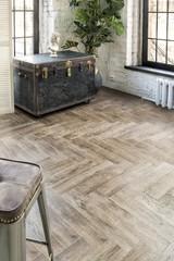 Виниловая ламинат  Alpine Floor Expressive Parquet Американское Ранчо ECO 10-6