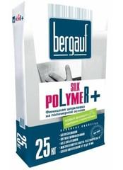 Шпаклёвка Bergauf Silk Polimer+ полимерная финишная, 25 кг