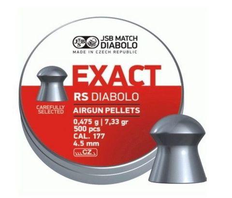 JSB Exact RS 4,5/0,475