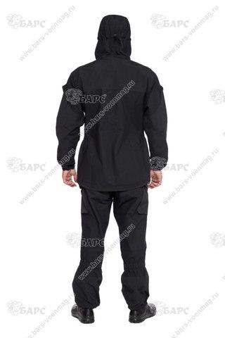 Камуфляжный костюм «Горка-3К» Чёрный
