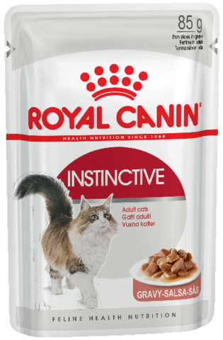 Royal Canin Instinctive (в соусе) 85 г