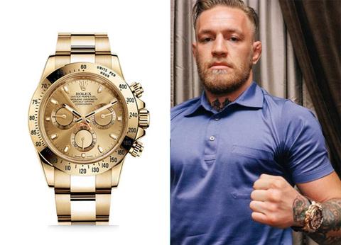 Часы наручные Rolex Daytona Gold