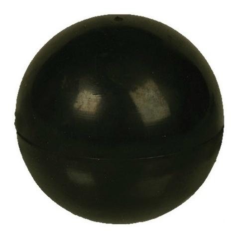 Зооник игрушка мяч цельнорезиновый 6,5см
