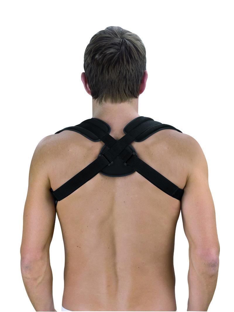 Корректоры осанки и корсеты для грудного отдела Бандаж ключичный protect. Clavicle support 10844829.jpg