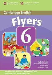 C Young Learners Eng Tests 6 Flyers  SB *