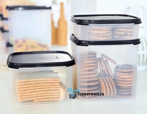 Набор контейнеров Компакт 1,1 л, 2,6 л и 4 л рис.3