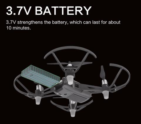 Батарея к квадрокоптеру Mini Drone D1W