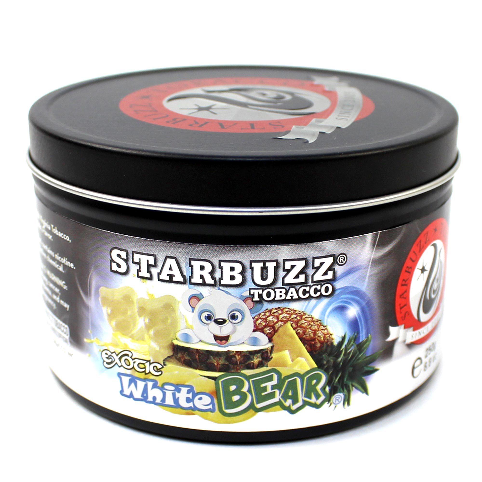 Табак для кальяна Starbuzz White Bear 250 гр.
