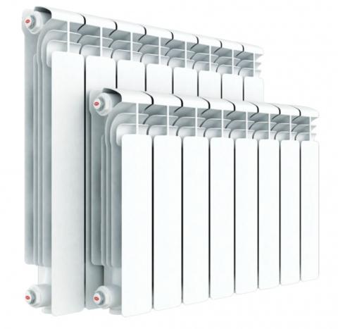 Алюминиевый радиатор Rifar Gekon - 500/90/8