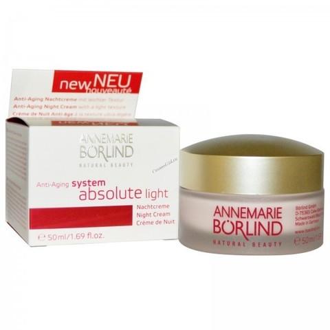 INSPIRA Обогащенный ночной регенерирующий лифтинг-крем | Light Regeneration Night Cream Regular