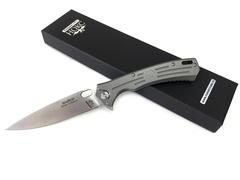 Складной нож Майор, D2, рукоять титан
