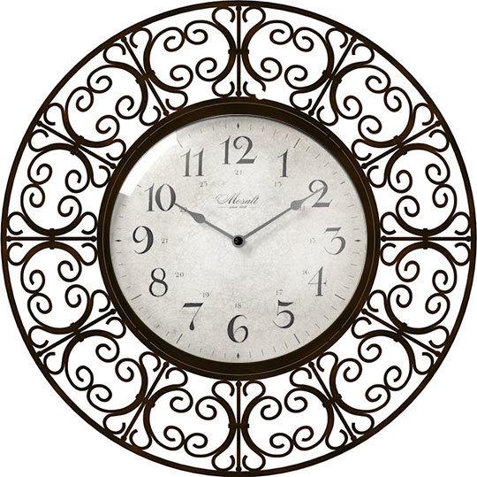 Настенные часы Mosalt MS-3464-T