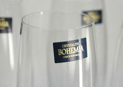 Набор из 6 цветных фужеров для шампанского Gastro Арлекино, 220 мл, фото 4
