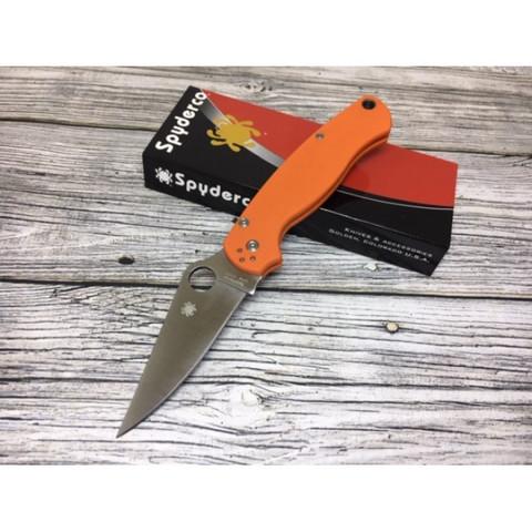 Складной нож M9653R, SPYDERCO-реплика