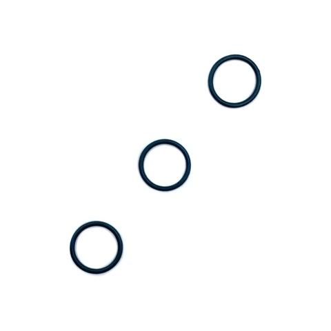 Кольцо для бретели изумруд 15 мм (цв. 1994)