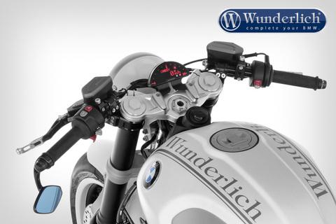 MultiClip Sport - 0мм - 40мм. Регулируемая система клипонов - черный