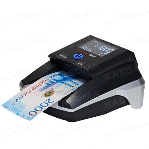 Автоматический детектор банкнот DoCash Golf RUB new