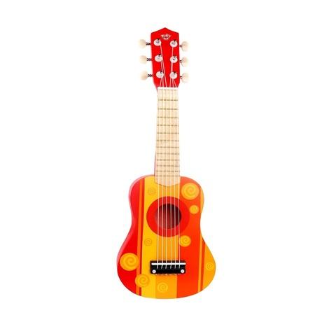 Красная гитара