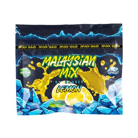 Кальянная Смесь Malaysian Mix 50 г Lemon (Лимон)