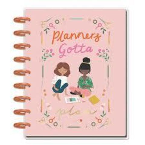 Блокнот Classic Happy Notes™ -  19,5х24,5см- Planners Gotta Plan